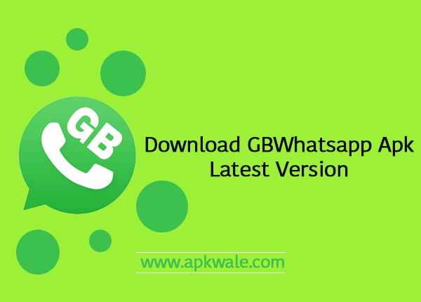 gb whatsapp apk latest version 7.60
