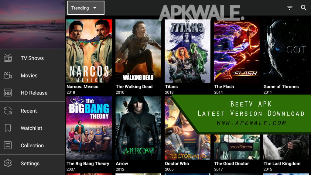 BeeTV APK 2 3 1 Latest Version Download Android, Firestick