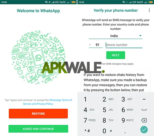 Fouad WhatsApp APK 8 0 Download Latest Version Free 2019