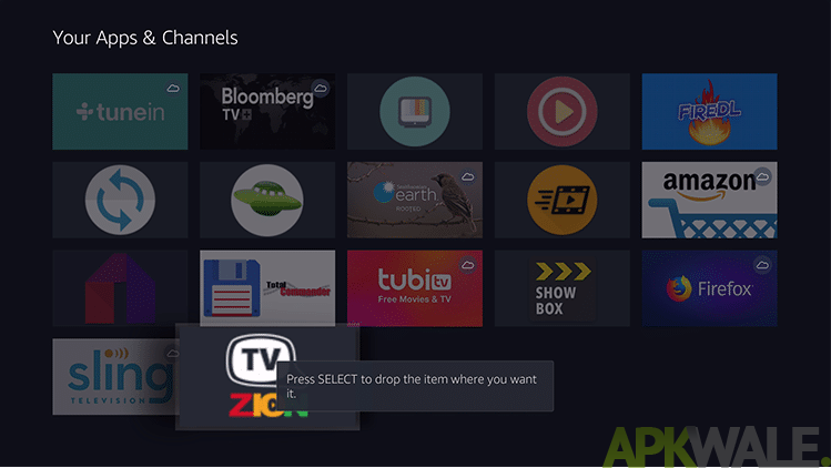 TVZion APK 3 8 (v45) Download Latest Version Free Android, Firestick