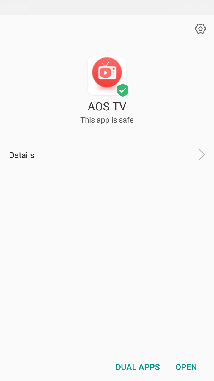 AOS TV APK 16 2 3 Latest Version Download Free 2019 Android