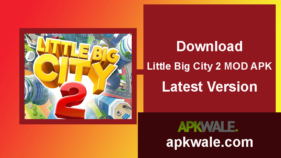 Little Big City 2 MOD APK 9 3 9 Unlimited Money Download