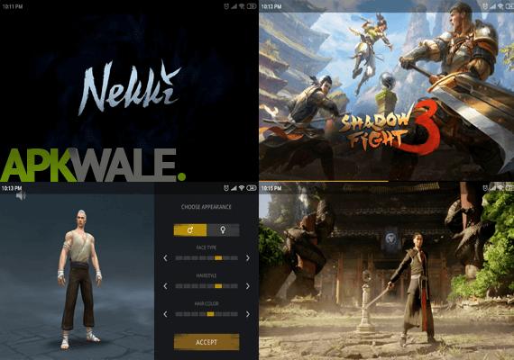 Shadow Fight 3 Mod Screenshot