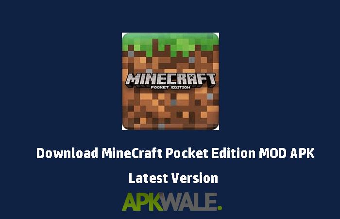 Download Minecraft: Pocket Edition Mod APK Latest Version