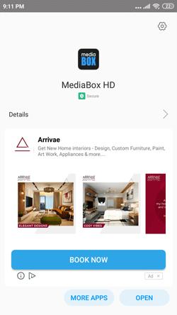 Install MediaBox APK on Android Smartphones